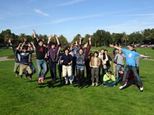フィールドトリップ スタンフォード大学(L-YREP2014)